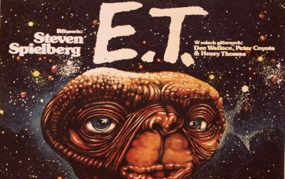 Vintage E.T. One Sheet wallpapers   Vintage E.T. One Sheet stock photos