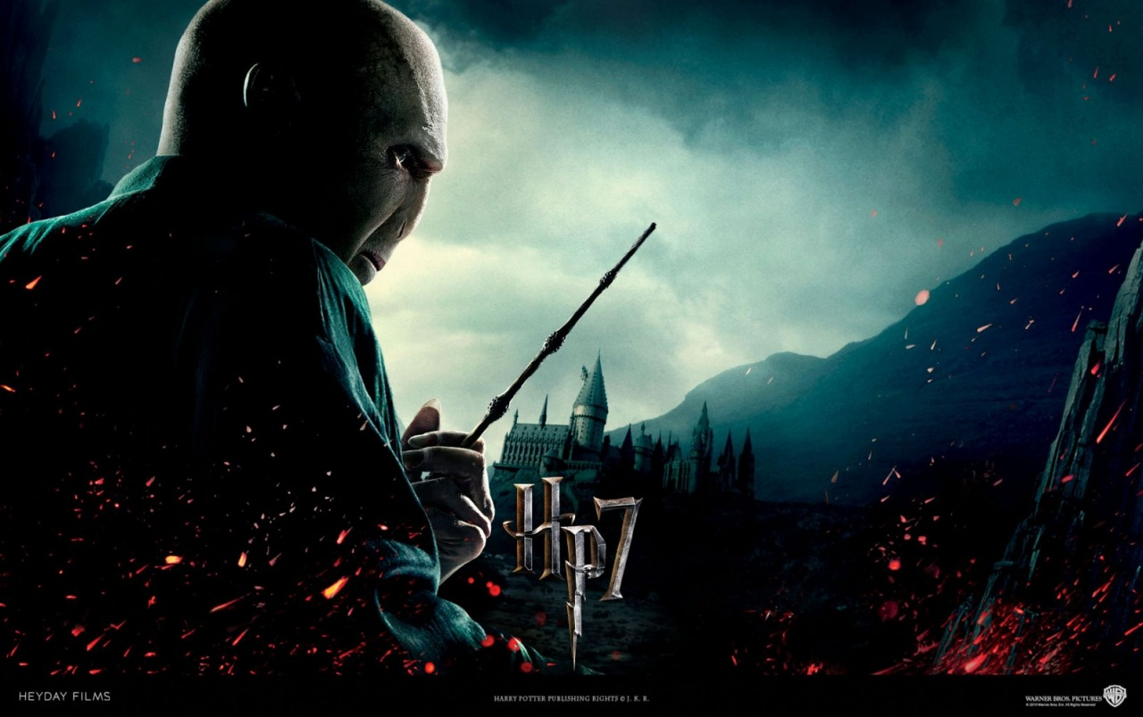 Wallpapers Harry Potter Harry Potter And The Deathly Hallows Lord Voldemort Wallpapers