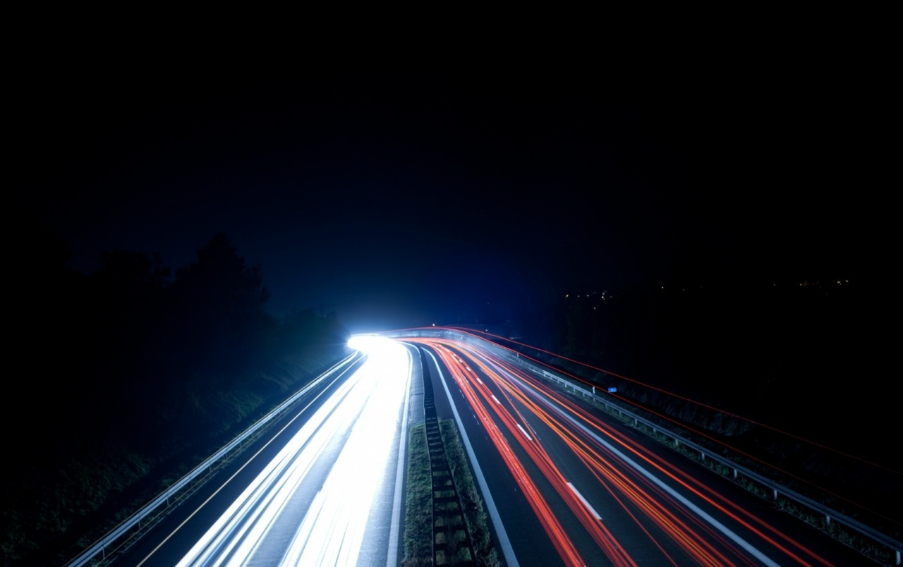 3d Motion Wallpaper For Mobile Highway At Night Wallpapers Highway At Night Stock Photos