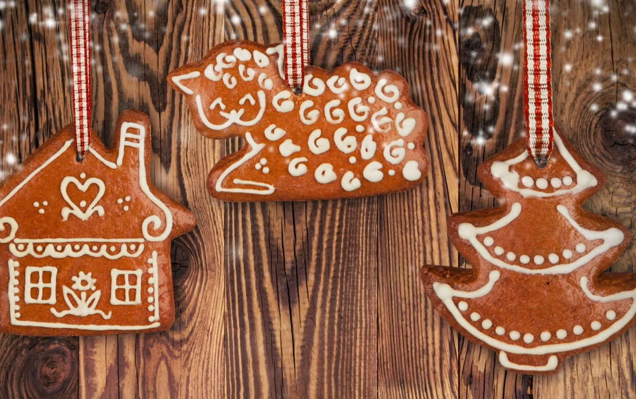 Galaxy S3 Wallpaper Hd Christmas Gingerbread Ornaments Wallpapers Christmas