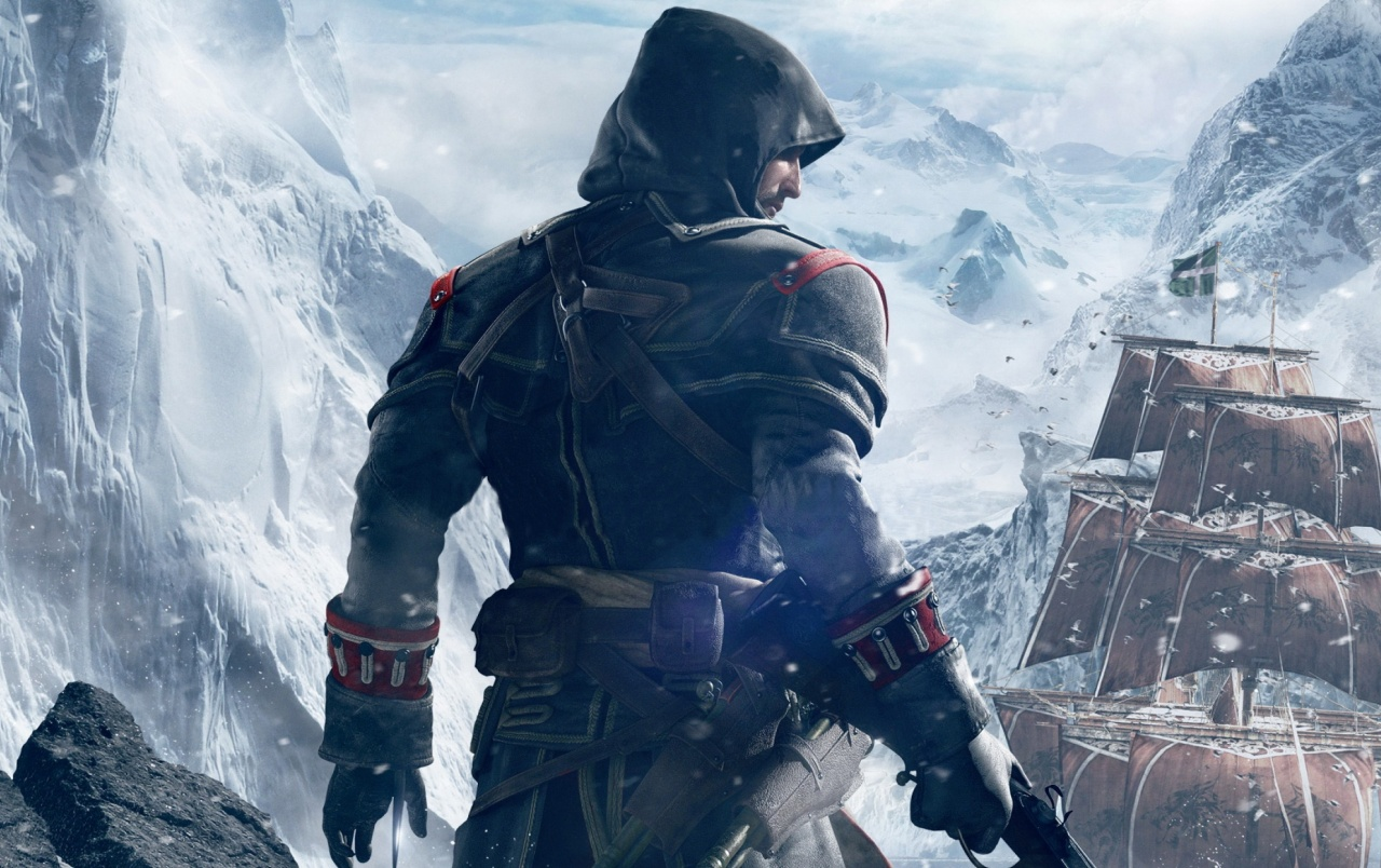 Gameboy Iphone X Wallpaper Assassin S Creed Rogue Wallpapers Assassin S Creed Rogue