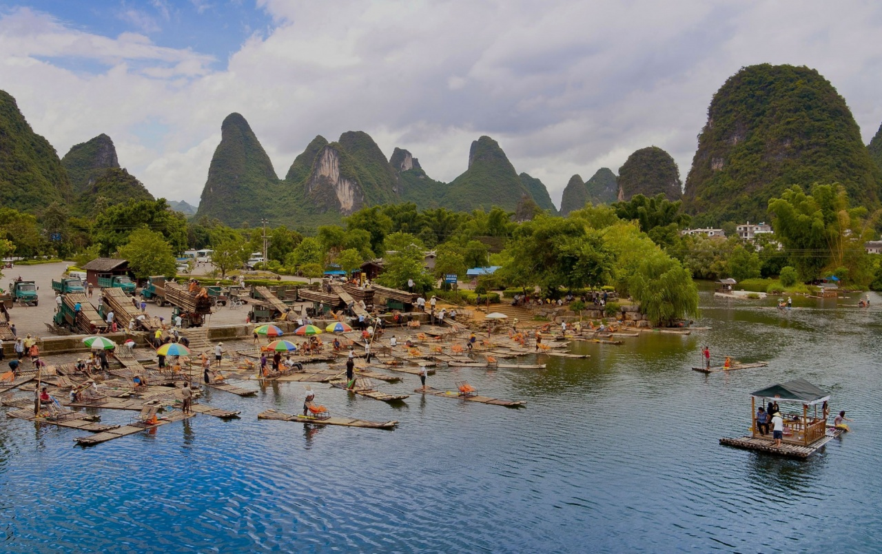Hd Wallpapers For Nexus 5 Guilin Yangshuo Li River China Wallpapers Guilin