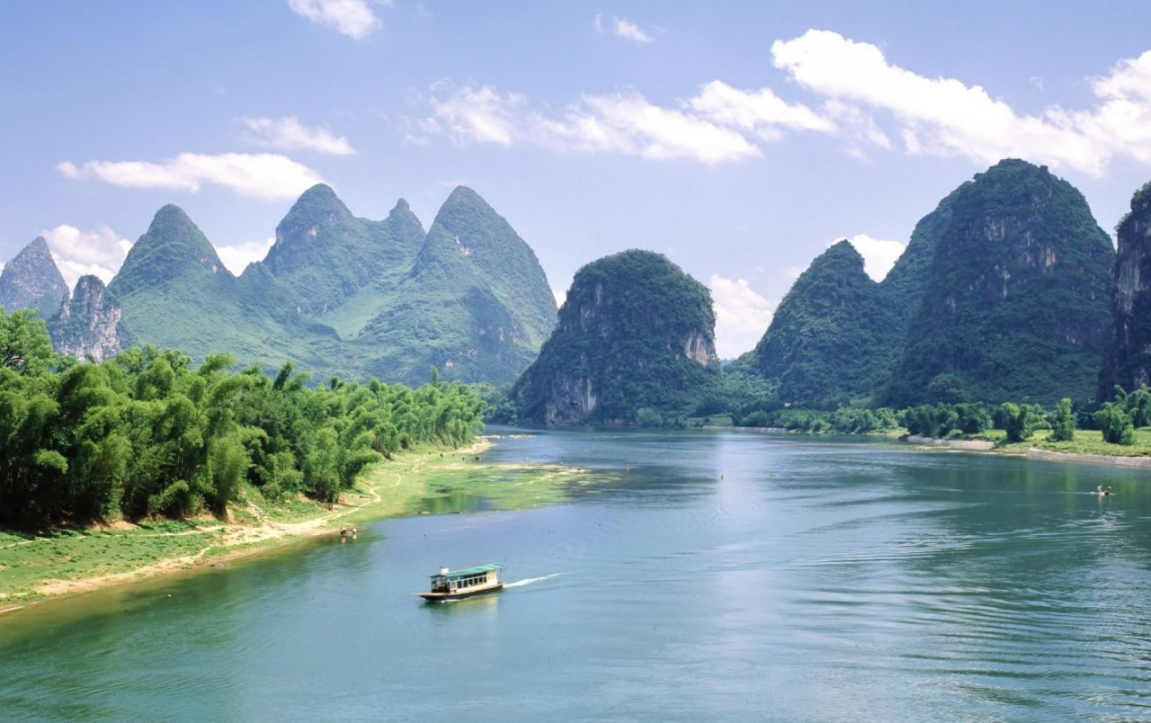 Mobile Wallpapers Hd Animated Mountains Wide River Boat Wallpapers Mountains Wide