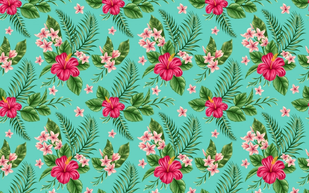Donut Wallpaper Cute Hibiscus Pattern Wallpapers Hibiscus Pattern Stock Photos