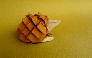3d Galaxy Wallpaper Widescreen Origami Hedgehog Wallpapers Origami Hedgehog Stock Photos