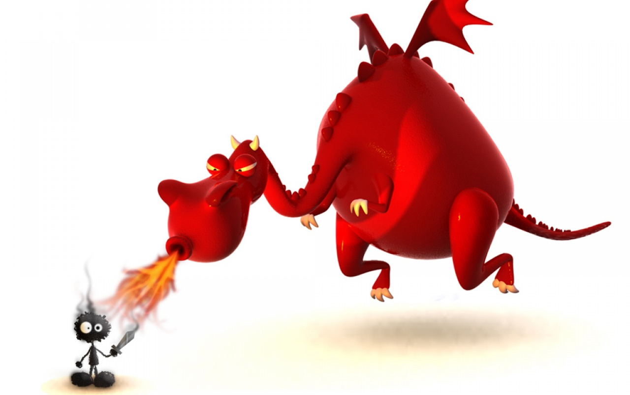 Cute Cartoon Hd Wallpapers For Mobile Dragon Caricature Wallpapers Dragon Caricature Stock Photos