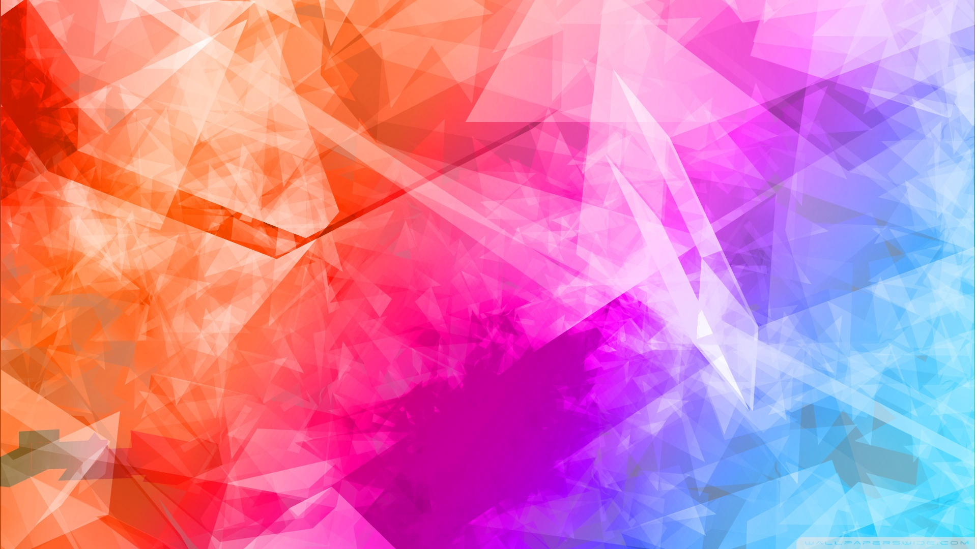 Cool 3d Ipad Wallpapers Abstract Polygonal Colorful Background 4k Hd Desktop