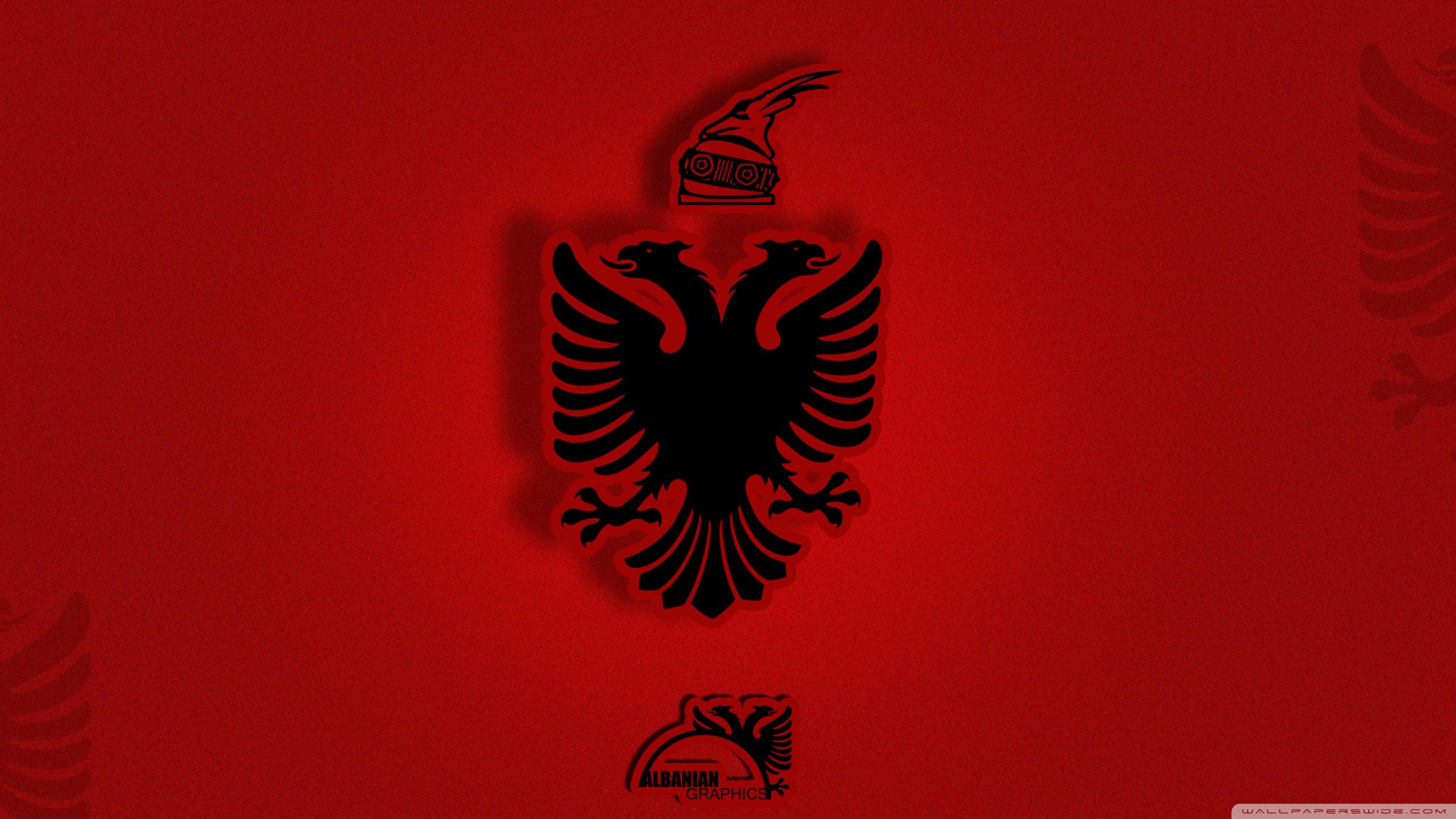 Albania Wallpaper Hd Albanian Flag 4k Hd Desktop Wallpaper For 4k Ultra Hd Tv
