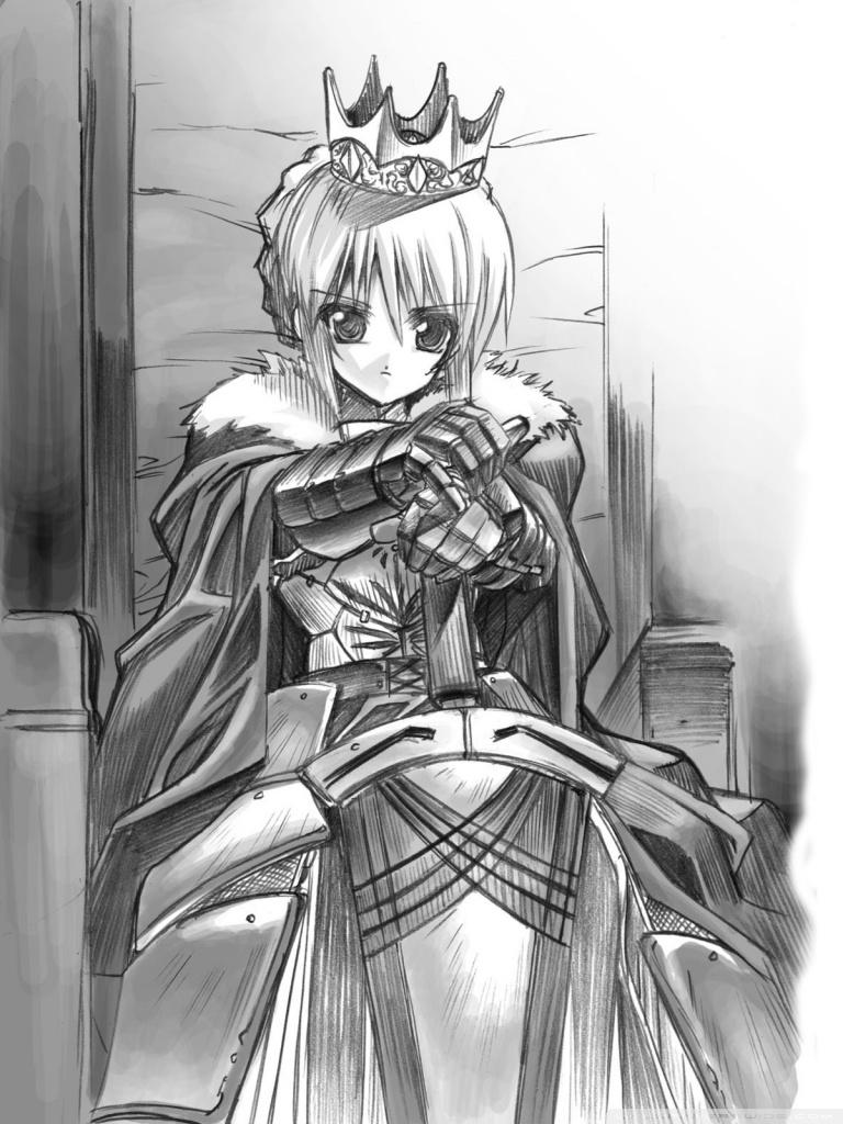 Very Cute Girl Hd Wallpapers Anime Princess Drawing 4k Hd Desktop Wallpaper For 4k