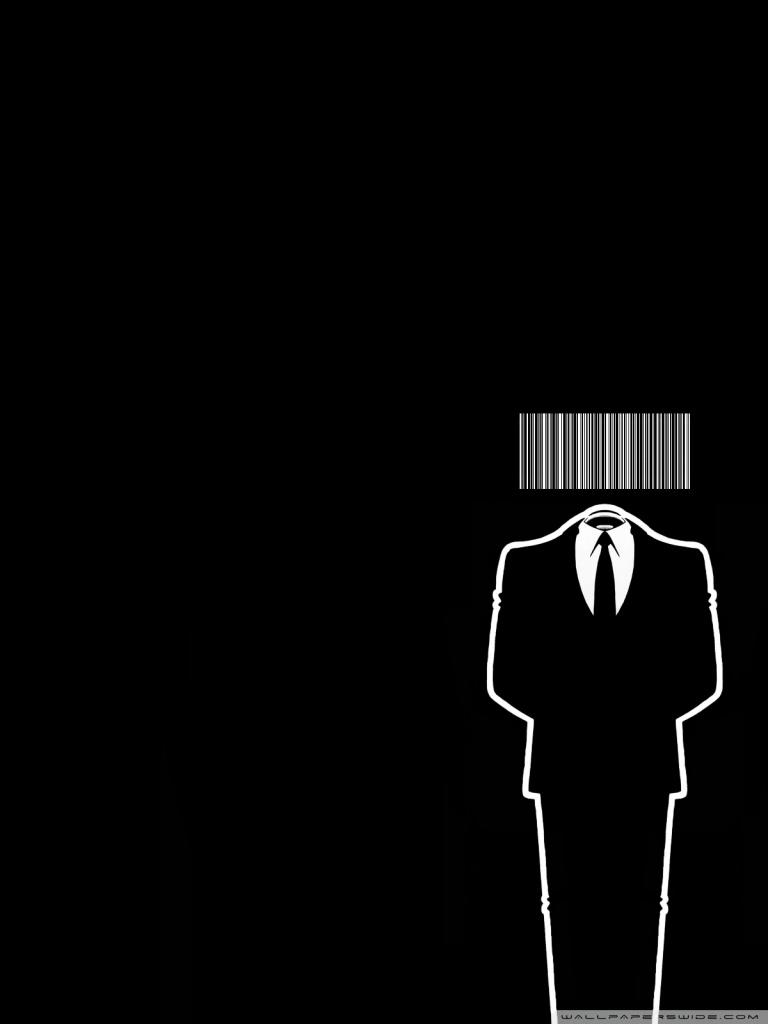 V For Vendetta Quotes Hd Wallpaper Anonymous Barcode 4k Hd Desktop Wallpaper For 4k Ultra Hd