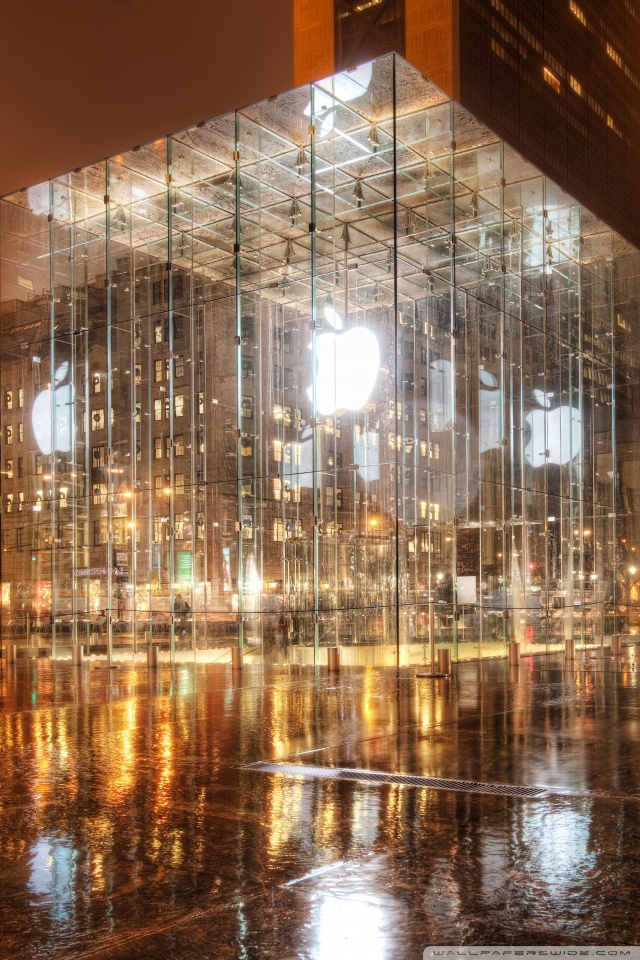 Ipad Mini Wallpaper Hd Apple Store New York 4k Hd Desktop Wallpaper For Dual
