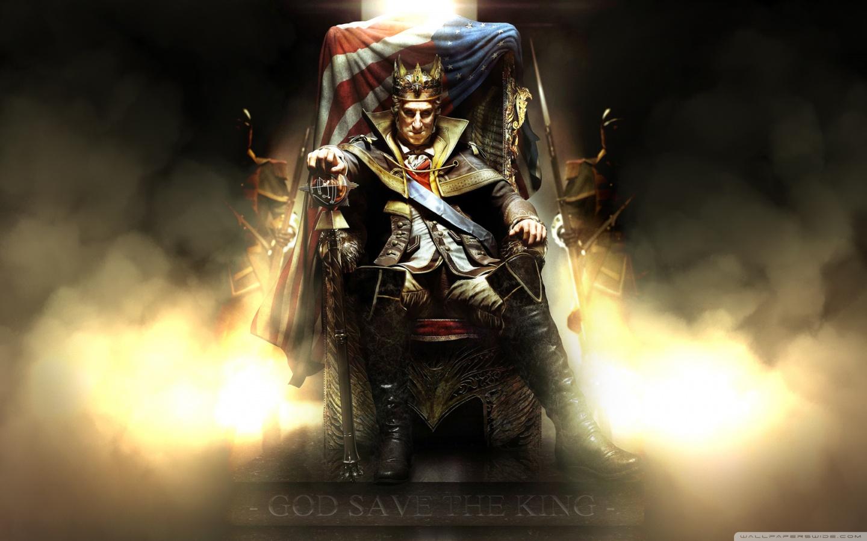 Assassins Creed Wallpaper Hd Assassin S Creed Iii George Washington 4k Hd Desktop