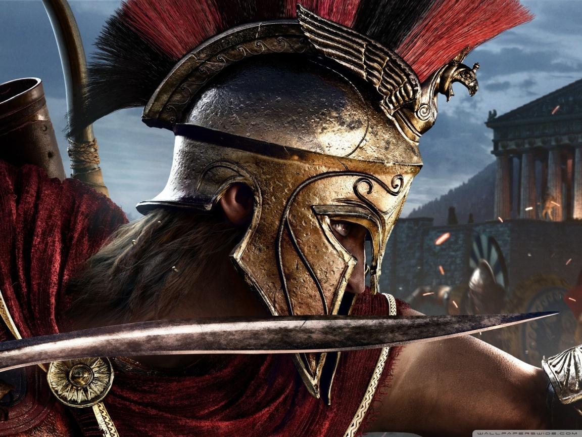 Assassins Creed Wallpaper Hd Assassins Creed Odyssey 2019 4k Hd Desktop Wallpaper For