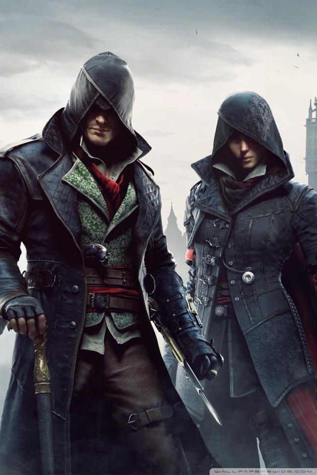 Assassins Creed Wallpaper Hd Assassins Creed Syndicate 4k Hd Desktop Wallpaper For