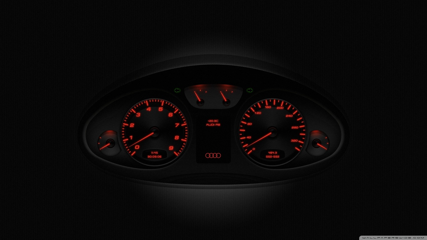 Car Wallpaper Smartphone Audi R8 Speedometer 4k Hd Desktop Wallpaper For 4k Ultra