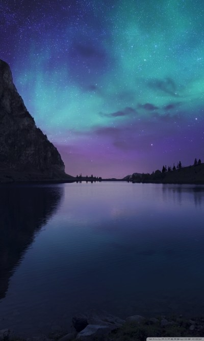 Aurora Borealis Atmosphere 4K HD Desktop Wallpaper for 4K Ultra HD TV • Tablet • Smartphone ...