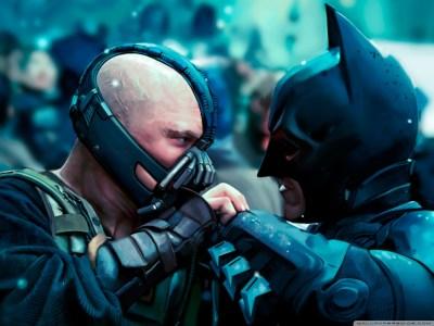 Batman vs Bane 4K HD Desktop Wallpaper for 4K Ultra HD TV • Dual Monitor Desktops • Tablet ...