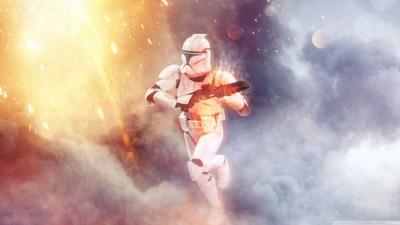 Battlefront 1 Phase 1 Clone Trooper 4K HD Desktop Wallpaper for 4K Ultra HD TV • Tablet ...