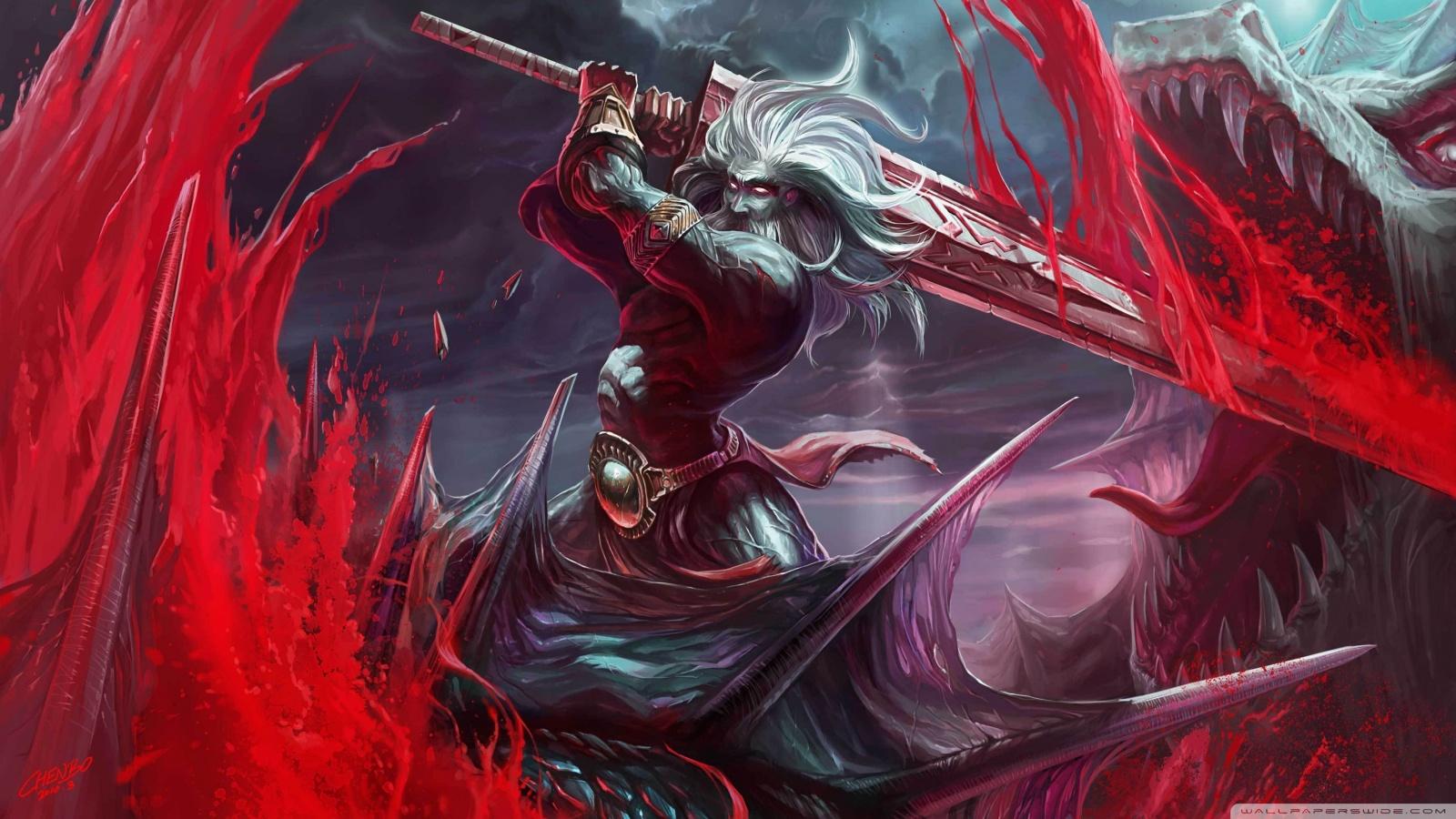 Warrior Girl Wallpaper Hd Bloody Battle 4k Hd Desktop Wallpaper For 4k Ultra Hd Tv