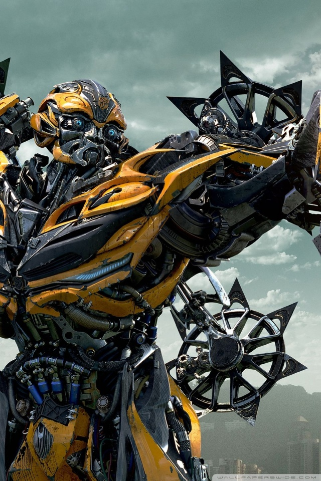 Transformers 5 Hd Wallpapers 1080p Download Bumblebee Transformers Age Of Extinction 4k Hd Desktop