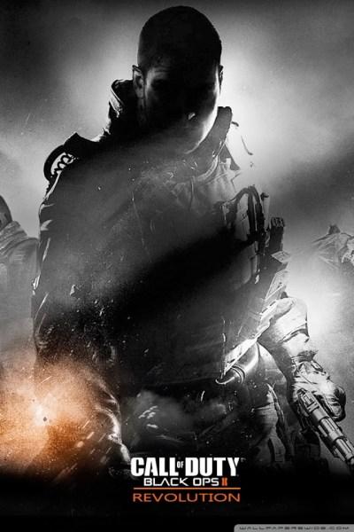 Call Of Duty Black Ops 2 Revolution 4K HD Desktop Wallpaper for 4K Ultra HD TV • Wide & Ultra ...