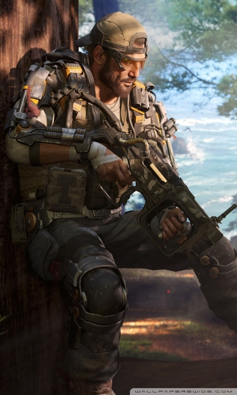 Black Ops 3 Wallpaper Iphone 6 Call Of Duty Black Ops 3 Specialist Nomad 4k Hd Desktop