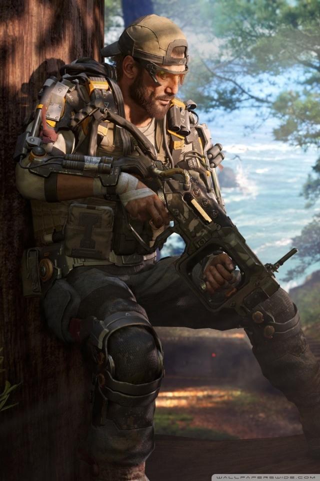 Black Ops 2 Wallpaper Call Of Duty Black Ops 3 Specialist Nomad 4k Hd Desktop