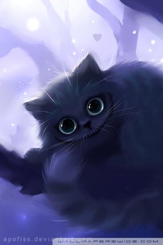 Cute Cat Iphone 6 Wallpaper Cheshire Cat Smile 4k Hd Desktop Wallpaper For 4k Ultra Hd
