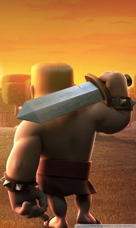 Cool Video Game Wallpapers Hd Clash Of Clans 4k Hd Desktop Wallpaper For 4k Ultra Hd Tv