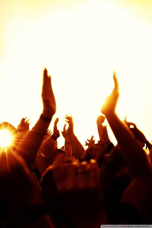 Praise And Worship Wallpaper Hd Concert Hands In The Air 4k Hd Desktop Wallpaper For 4k