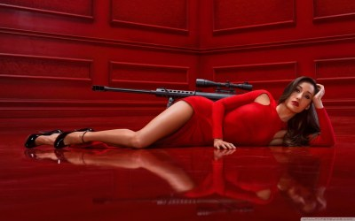 Dangerous Sexy Woman 4K HD Desktop Wallpaper for 4K Ultra HD TV • Tablet • Smartphone • Mobile ...