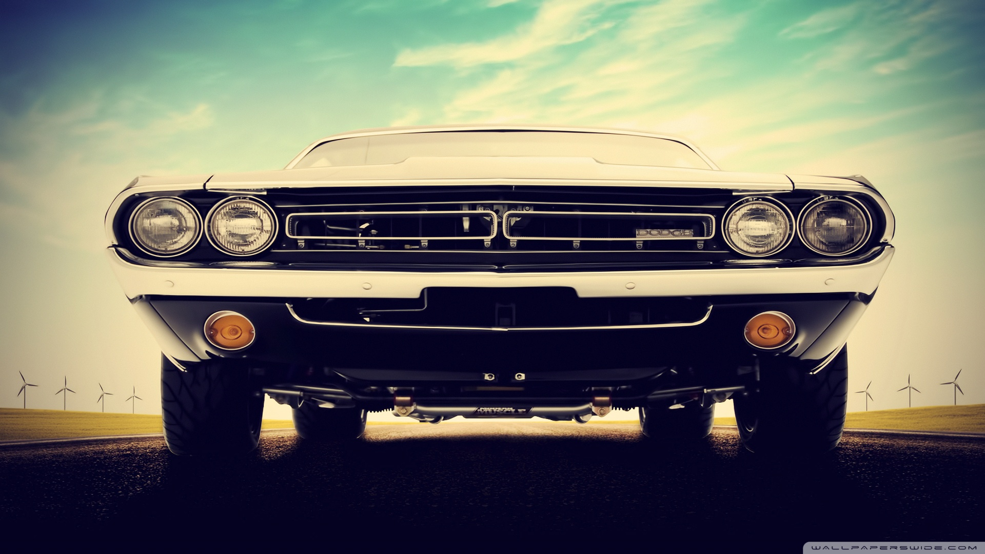 Dodge Challenger 1970 Wallpaper Dodge Challenger 1971 Rt Wallpaper By Rick Souza 4k Hd Desktop