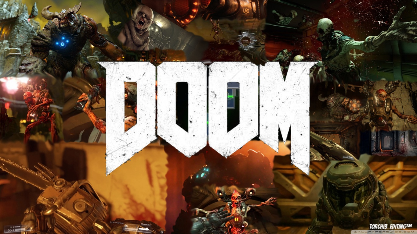 Doom Wallpaper Hd Doom 2016 4k Hd Desktop Wallpaper For 4k Ultra Hd Tv