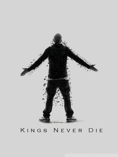 Eminem Wallpaper Iphone 5 Eminem Kings Never Die 4k Hd Desktop Wallpaper For 4k
