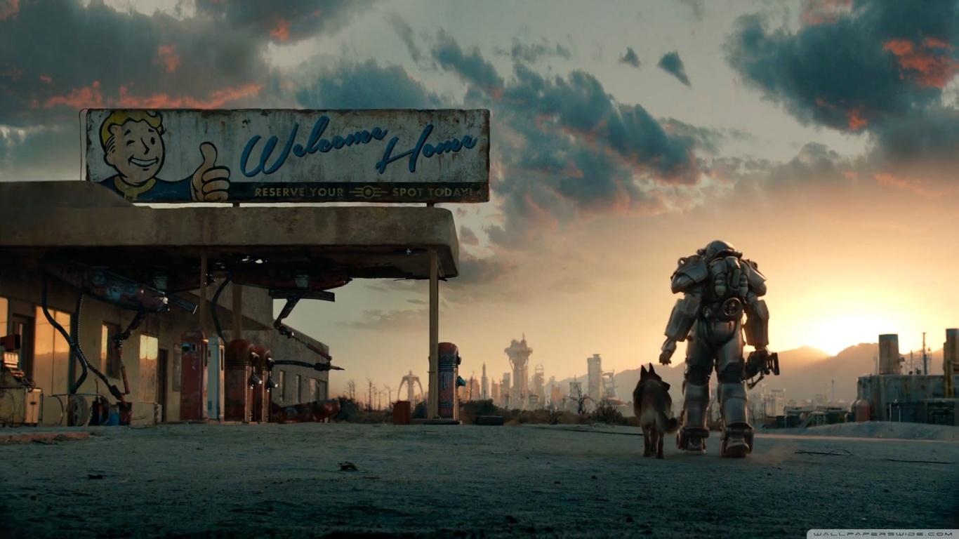 Desktop Wallpaper Fall Out Fallout 4 Trailer 4k Hd Desktop Wallpaper For 4k Ultra Hd