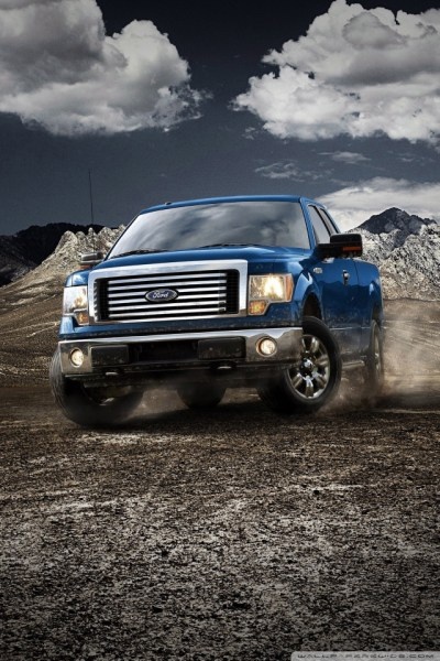 Ford F150 4K HD Desktop Wallpaper for • Dual Monitor Desktops • Tablet • Smartphone • Mobile Devices