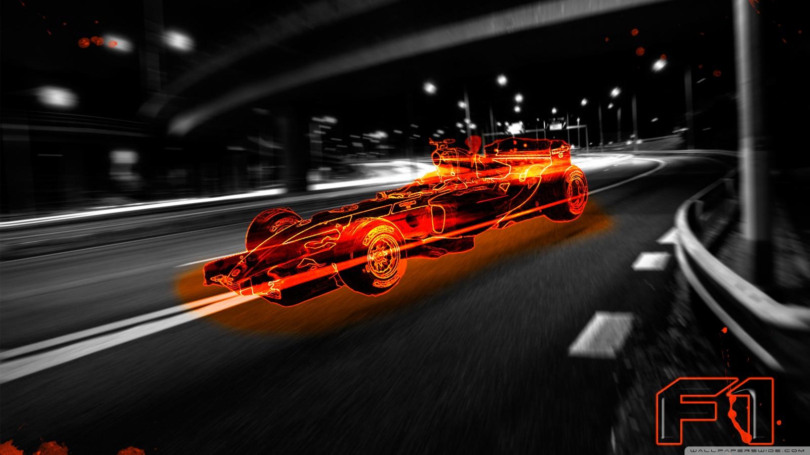 Car Sport Wallpaper Full Hd Ghost F1 4k Hd Desktop Wallpaper For 4k Ultra Hd Tv