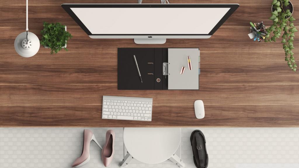 Classic 3d Desktop Workplace Wallpaper Girly Desk 4k Hd Desktop Wallpaper For 4k Ultra Hd Tv