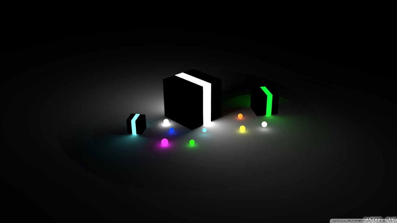 Cool 3d Fire Wallpaper Desktop Glow Cubes 4k Hd Desktop Wallpaper For 4k Ultra Hd Tv