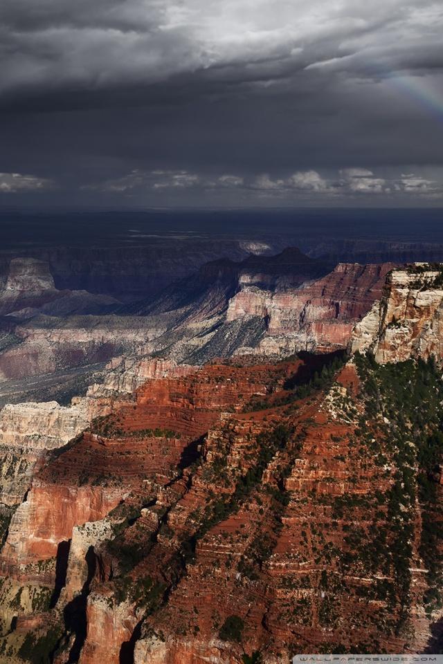Havasu Falls Wallpaper Grand Canyon National Park South Rim Arizona Usa 4k Hd