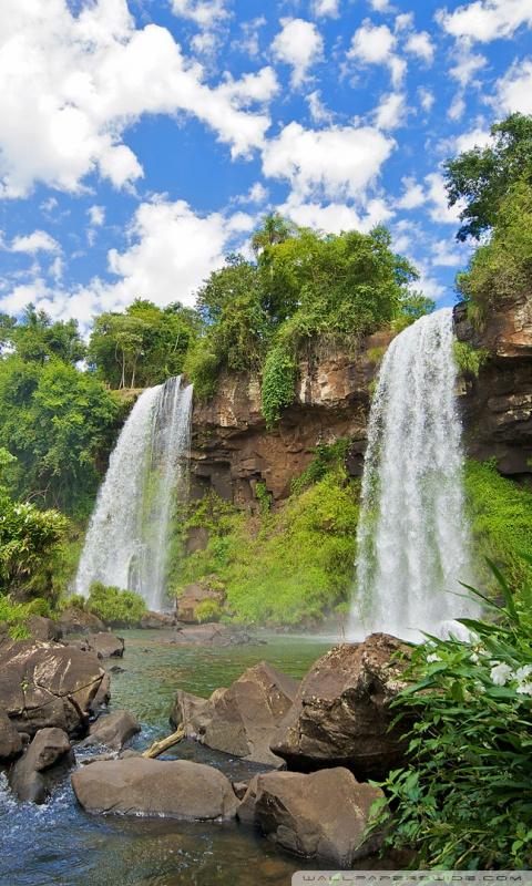 Iguazu Falls Desktop Wallpaper Iguazu Falls Argentina 4k Hd Desktop Wallpaper For 4k