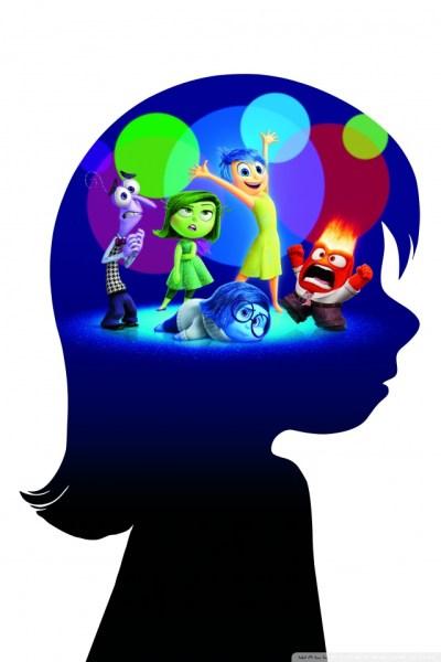 Inside Out - Disney, Pixar 4K HD Desktop Wallpaper for 4K Ultra HD TV • Wide & Ultra Widescreen ...