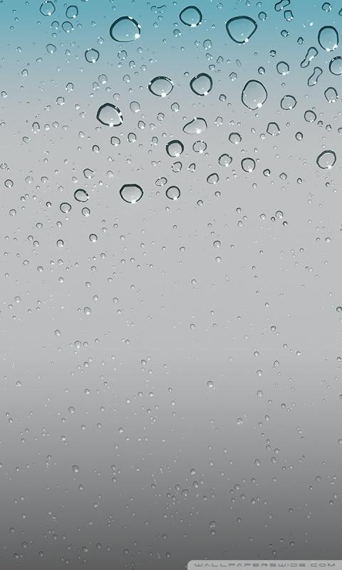 Water Drop Wallpaper For Iphone Ios 5 4k Hd Desktop Wallpaper For 4k Ultra Hd Tv Tablet