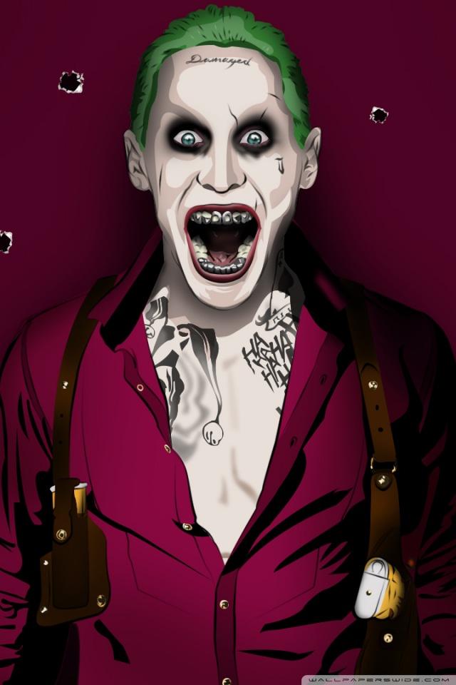 The Joker Animated Wallpaper Jared Joker Leto 4k Hd Desktop Wallpaper For 4k Ultra Hd