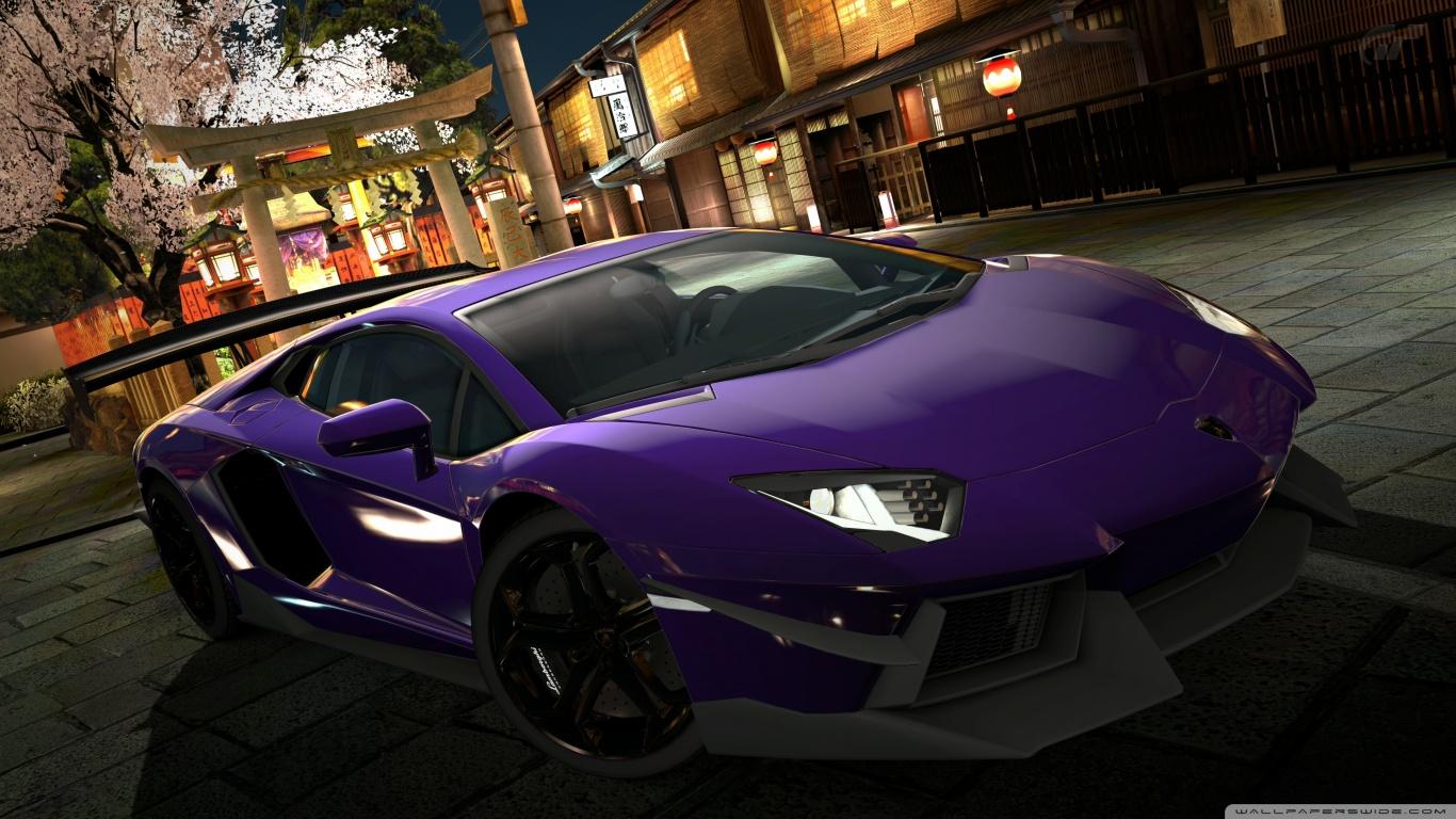 Audi R8 Hd Widescreen Wallpapers 1080p Lamborghini Aventador Lp700 4 Purple 4k Hd Desktop