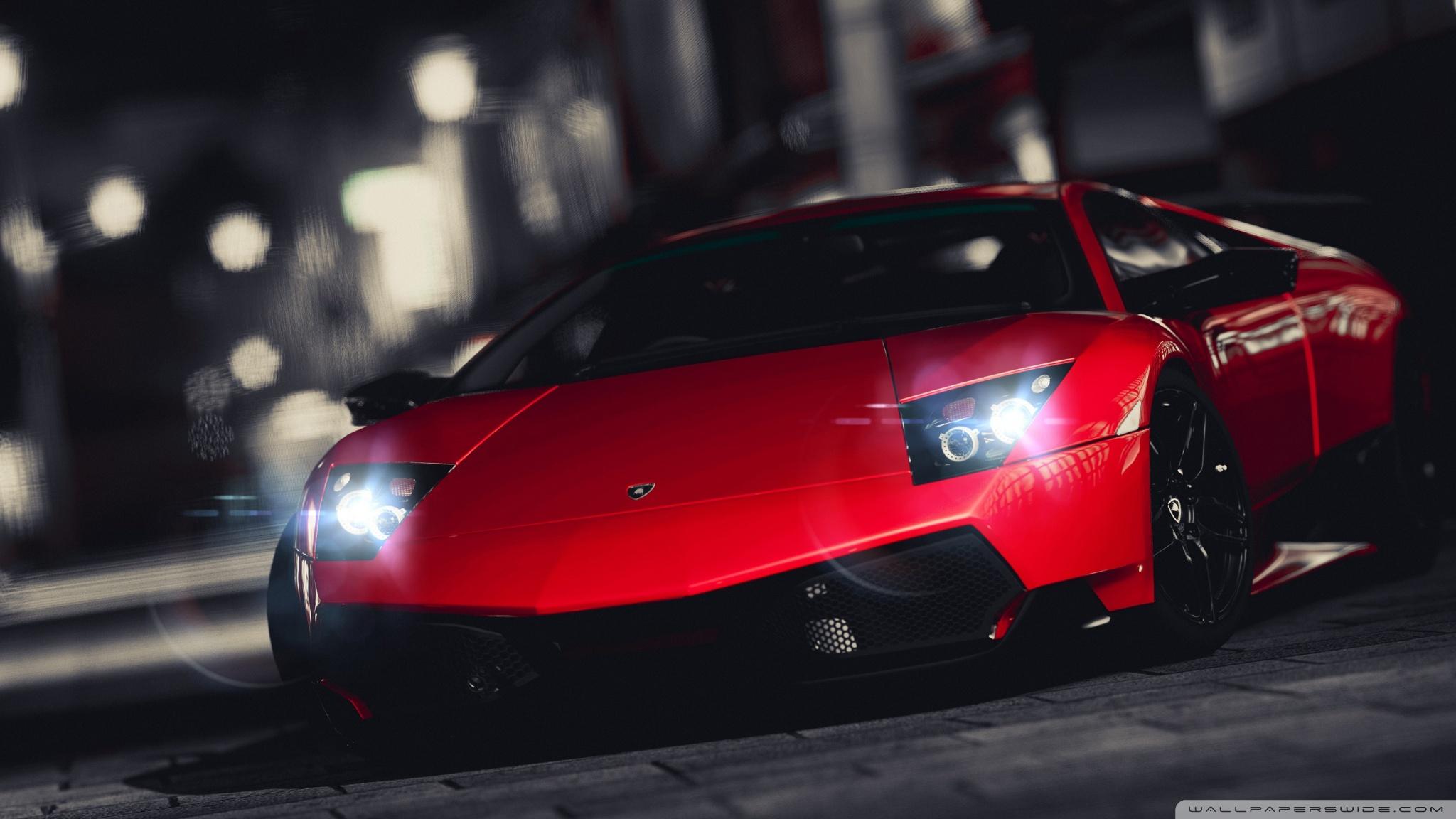 Hd Wallpaper Download Of Super Cars Lamborghini Murcielago Superveloce 4k Hd Desktop Wallpaper