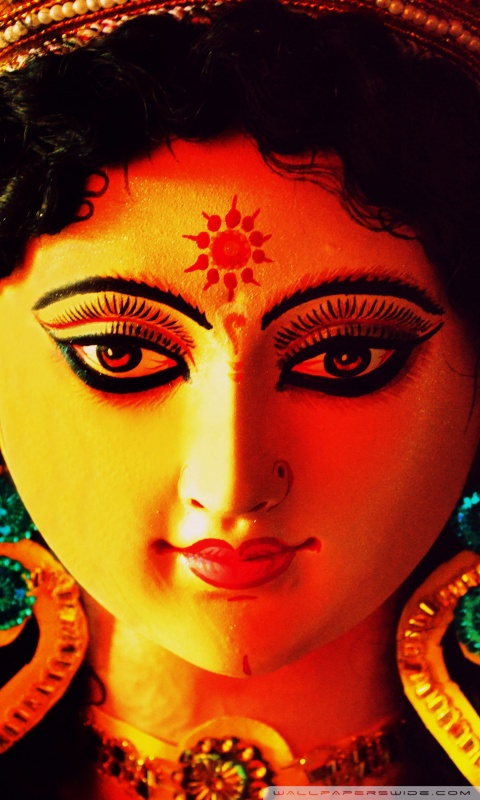 Maa Durga Wallpaper 3d Maa Durga 4k Hd Desktop Wallpaper For 4k Ultra Hd Tv