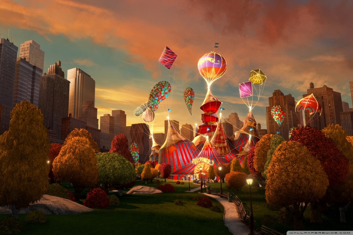 Name Animation Wallpaper Madagascar 3 Europe S Most Wanted New York Circus 4k Hd