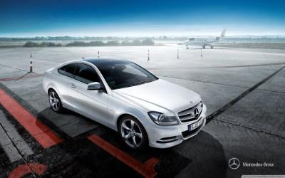 Mercedes-Benz C63 AMG Coupe 4K HD Desktop Wallpaper for 4K Ultra HD TV • Wide & Ultra Widescreen ...
