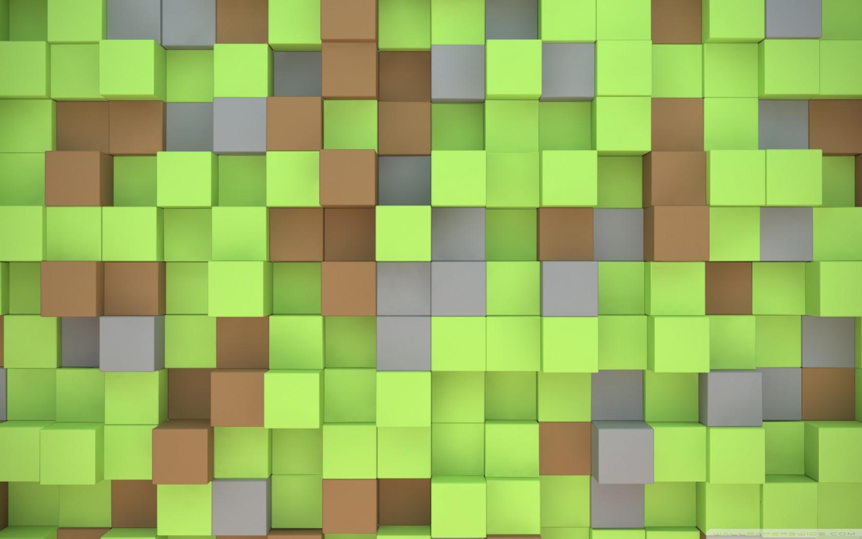 Cubes 3d Wallpaper Minecraft Cubes 4k Hd Desktop Wallpaper For 4k Ultra Hd Tv